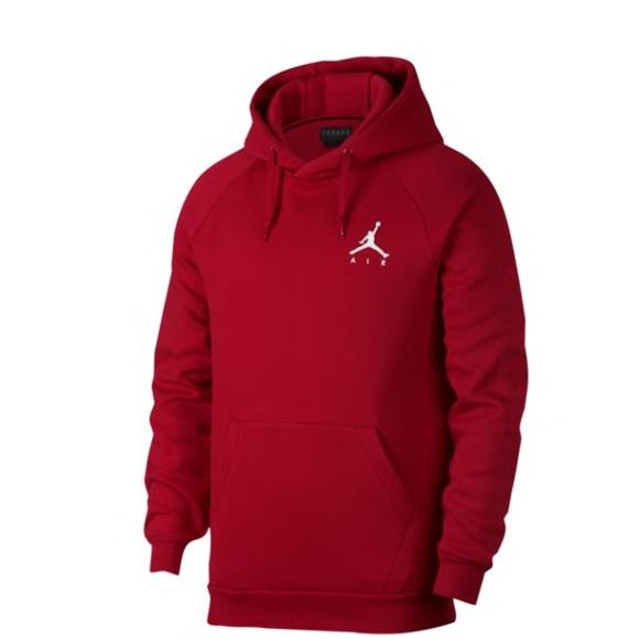 Jordan Jumpman Air Fleece Pullover Hoodie